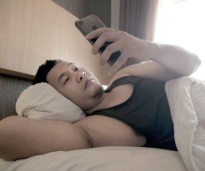 phone at home